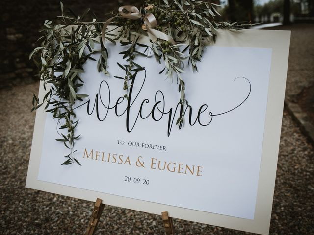 Il matrimonio di Eugene e Mel a Firenze, Firenze 34