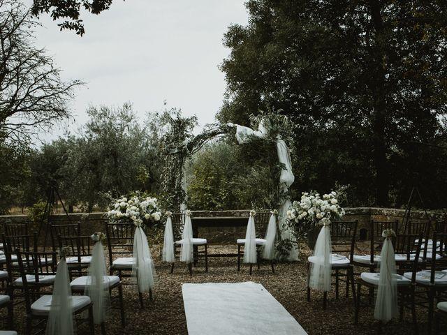 Il matrimonio di Eugene e Mel a Firenze, Firenze 35
