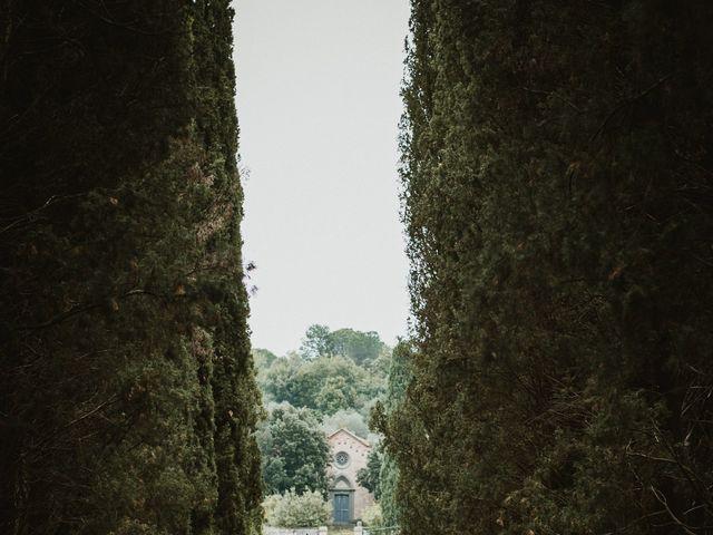 Il matrimonio di Eugene e Mel a Firenze, Firenze 36