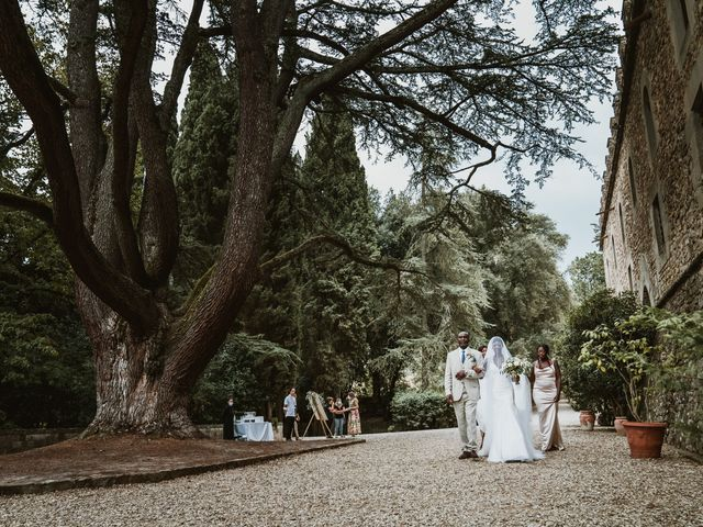 Il matrimonio di Eugene e Mel a Firenze, Firenze 54