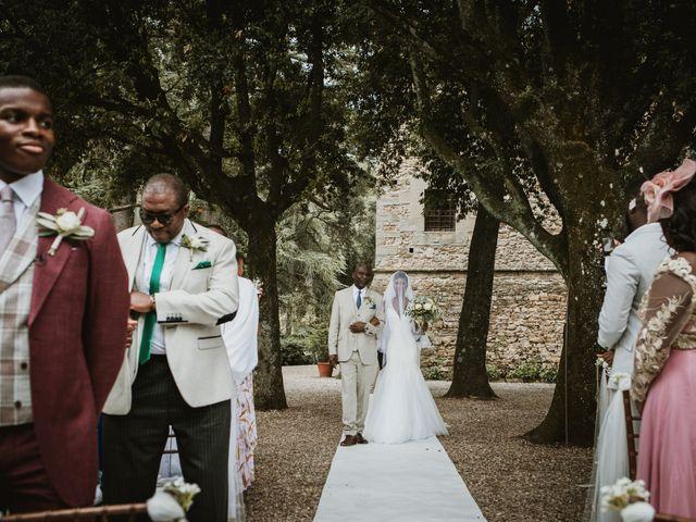 Il matrimonio di Eugene e Mel a Firenze, Firenze 56