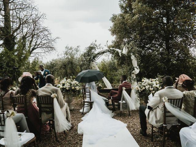 Il matrimonio di Eugene e Mel a Firenze, Firenze 68