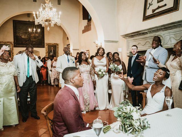 Il matrimonio di Eugene e Mel a Firenze, Firenze 71