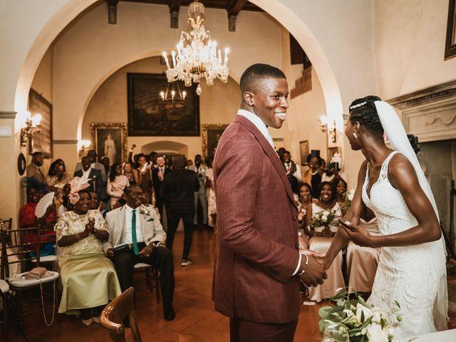 Il matrimonio di Eugene e Mel a Firenze, Firenze 74