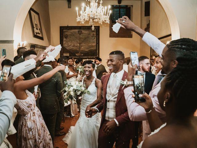Il matrimonio di Eugene e Mel a Firenze, Firenze 81