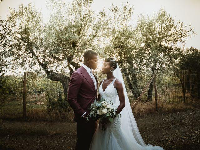 Il matrimonio di Eugene e Mel a Firenze, Firenze 85