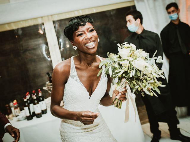 Il matrimonio di Eugene e Mel a Firenze, Firenze 107