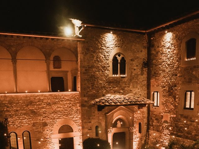 Il matrimonio di Eugene e Mel a Firenze, Firenze 130