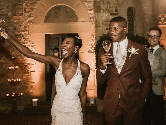 Il matrimonio di Eugene e Mel a Firenze, Firenze 133
