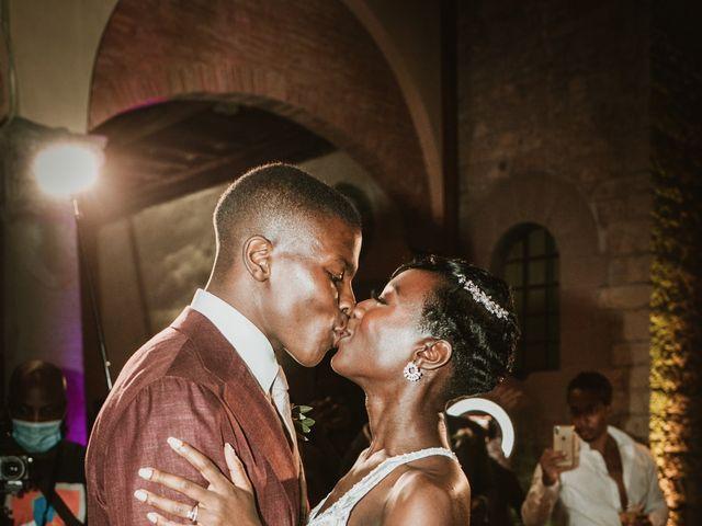 Il matrimonio di Eugene e Mel a Firenze, Firenze 138