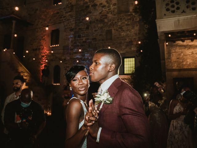 Il matrimonio di Eugene e Mel a Firenze, Firenze 140
