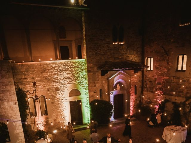 Il matrimonio di Eugene e Mel a Firenze, Firenze 145