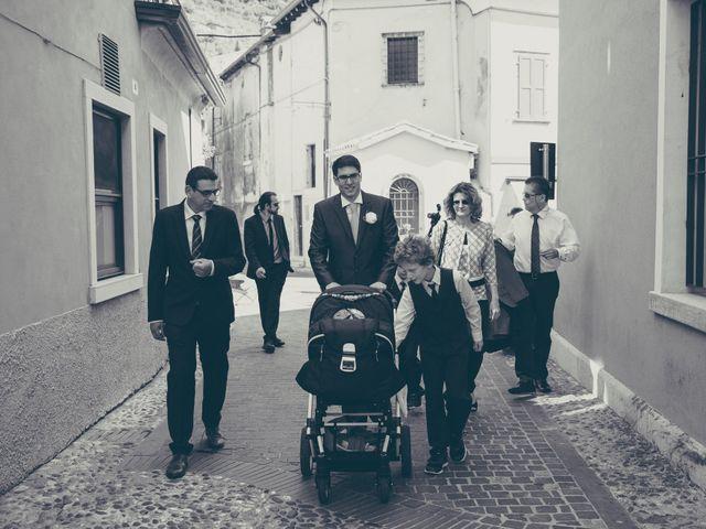 Il matrimonio di Giuliano e Masako a Malcesine, Verona 32
