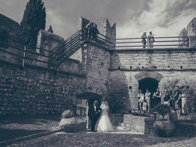 Il matrimonio di Giuliano e Masako a Malcesine, Verona 40