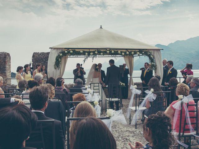 Il matrimonio di Giuliano e Masako a Malcesine, Verona 48
