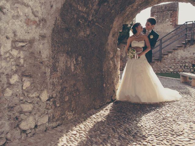 Il matrimonio di Giuliano e Masako a Malcesine, Verona 54