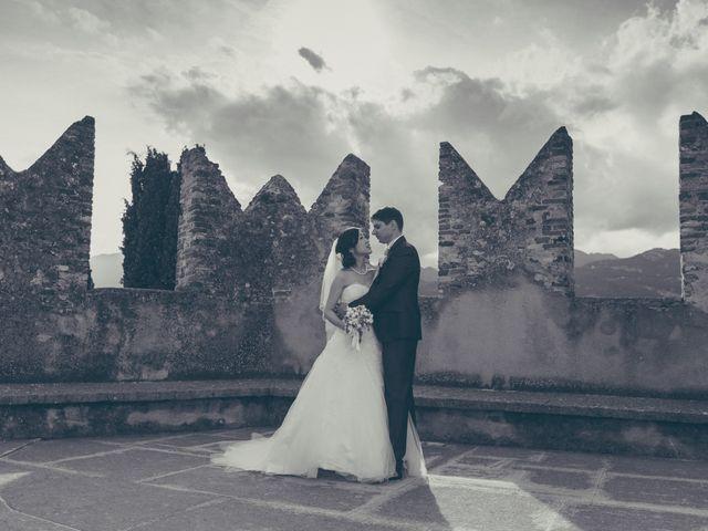 Il matrimonio di Giuliano e Masako a Malcesine, Verona 59