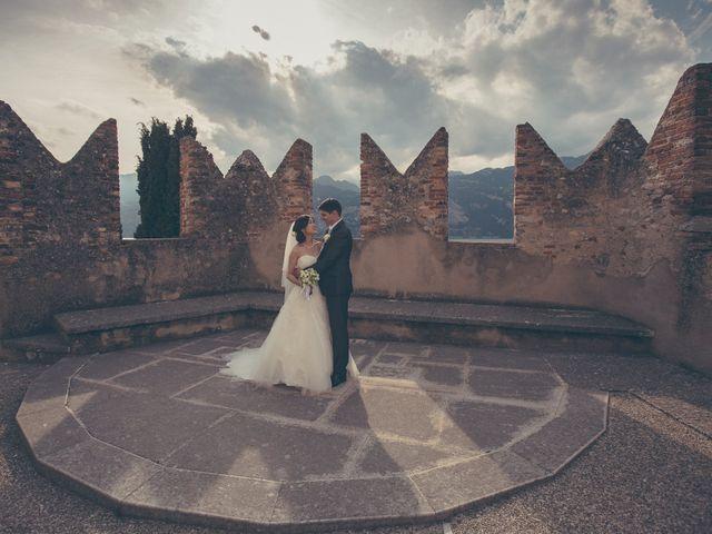 Il matrimonio di Giuliano e Masako a Malcesine, Verona 60