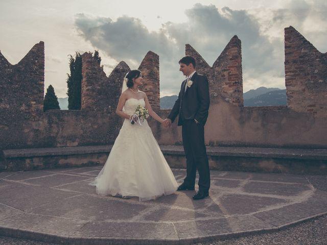 Il matrimonio di Giuliano e Masako a Malcesine, Verona 61