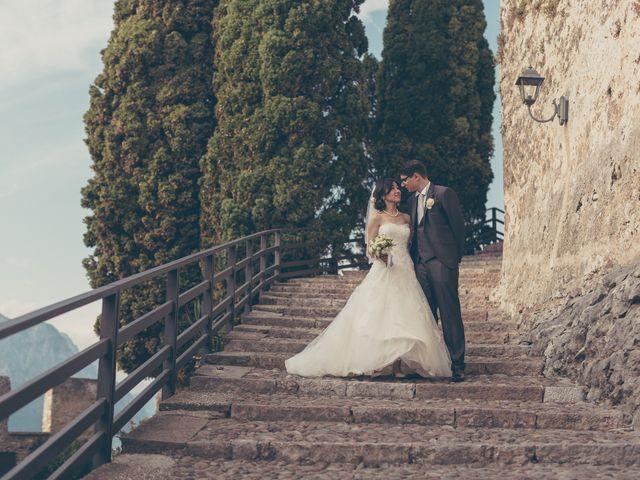 Il matrimonio di Giuliano e Masako a Malcesine, Verona 66