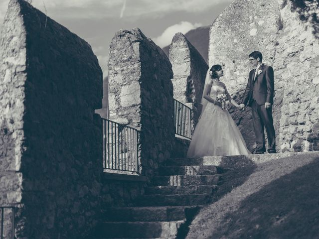 Il matrimonio di Giuliano e Masako a Malcesine, Verona 69