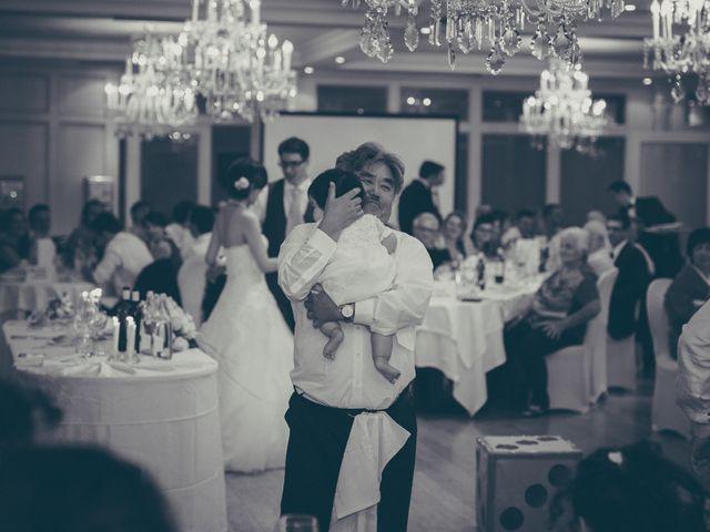 Il matrimonio di Giuliano e Masako a Malcesine, Verona 75