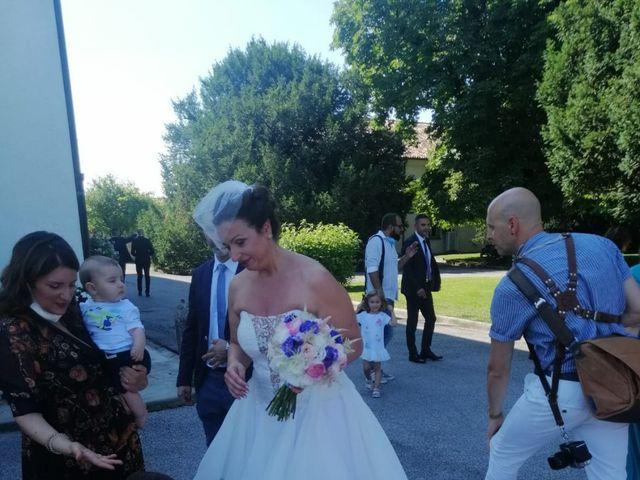 Il matrimonio di Denis e Valentina  a Gorgo al Monticano, Treviso 8