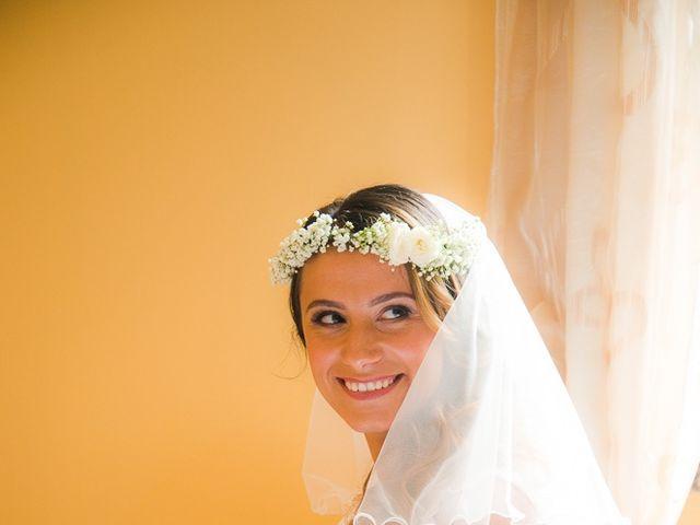 Il matrimonio di Claudio e Carmela a Roccabianca, Parma 5