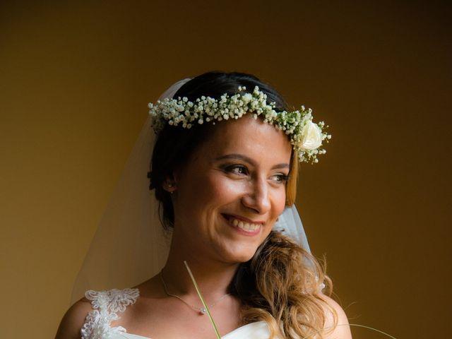 Il matrimonio di Claudio e Carmela a Roccabianca, Parma 6
