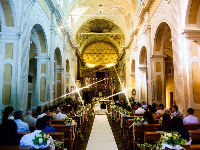 Il matrimonio di Claudio e Carmela a Roccabianca, Parma 7