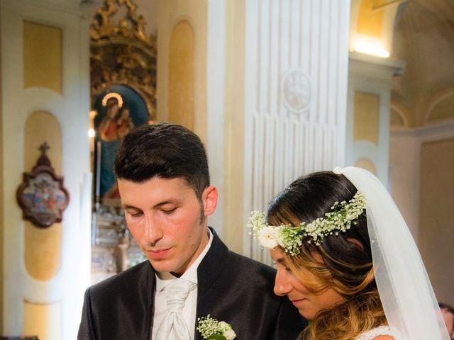 Il matrimonio di Claudio e Carmela a Roccabianca, Parma 8