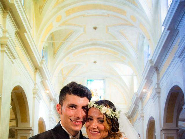 Il matrimonio di Claudio e Carmela a Roccabianca, Parma 9