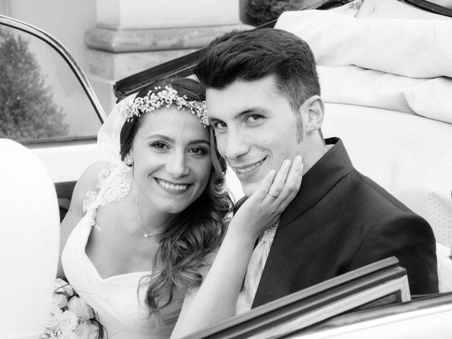 Il matrimonio di Claudio e Carmela a Roccabianca, Parma 12