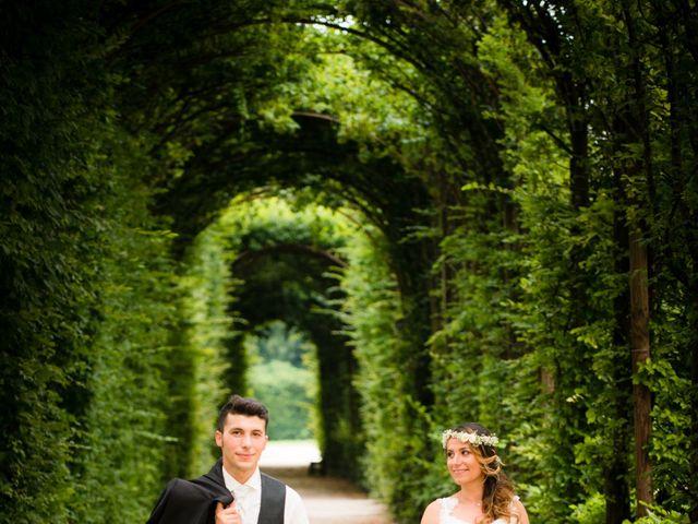 Il matrimonio di Claudio e Carmela a Roccabianca, Parma 15