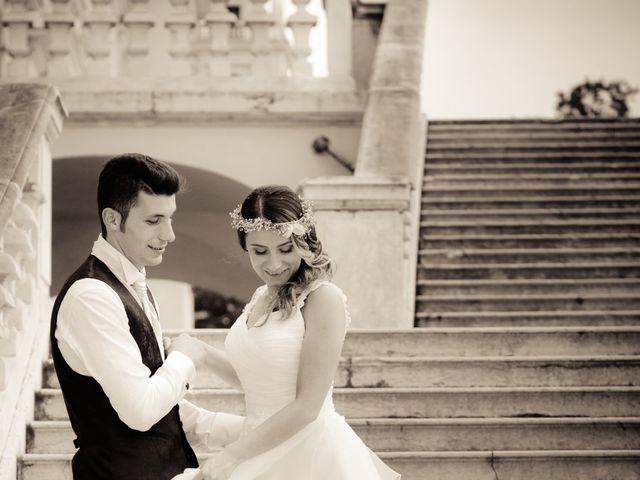 Il matrimonio di Claudio e Carmela a Roccabianca, Parma 16