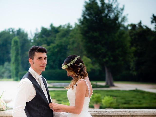 Il matrimonio di Claudio e Carmela a Roccabianca, Parma 17