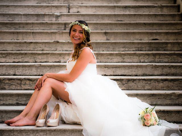 Il matrimonio di Claudio e Carmela a Roccabianca, Parma 18