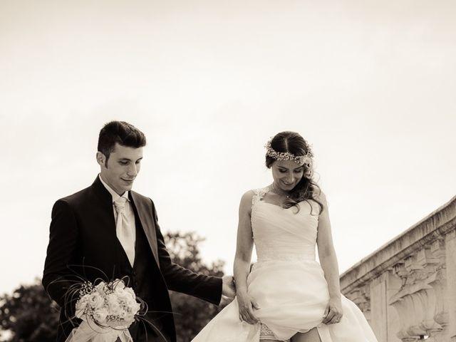 Il matrimonio di Claudio e Carmela a Roccabianca, Parma 19