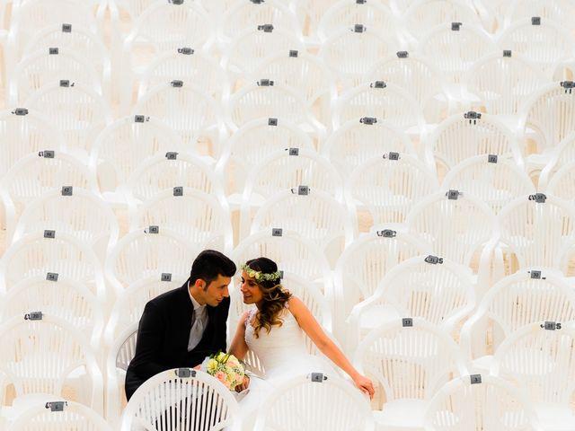 Il matrimonio di Claudio e Carmela a Roccabianca, Parma 20