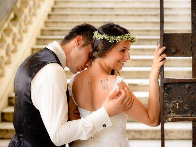 Il matrimonio di Claudio e Carmela a Roccabianca, Parma 21