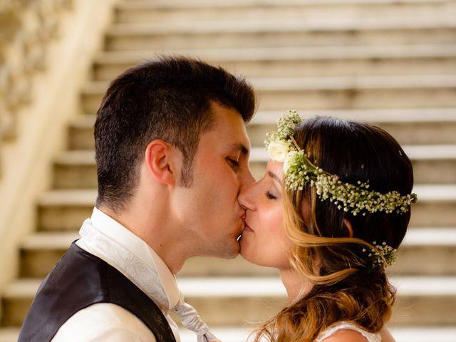 Il matrimonio di Claudio e Carmela a Roccabianca, Parma 22