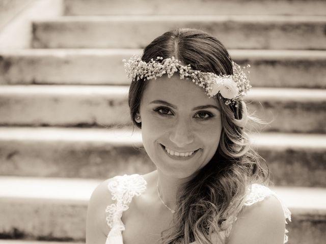 Il matrimonio di Claudio e Carmela a Roccabianca, Parma 25