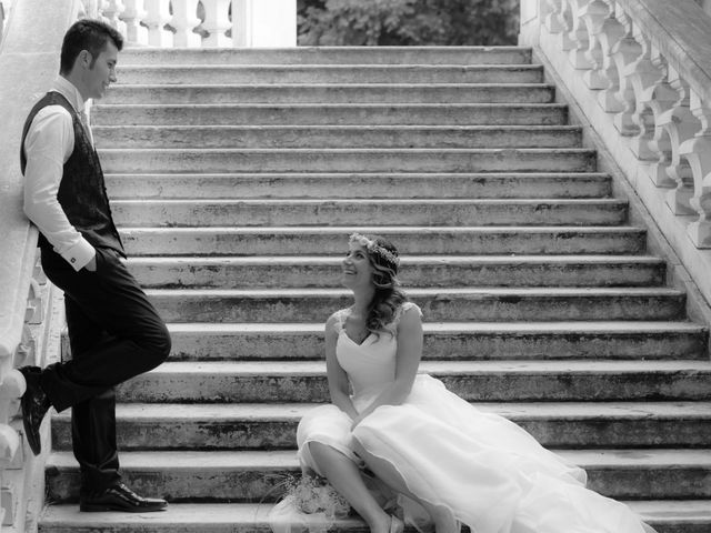 Il matrimonio di Claudio e Carmela a Roccabianca, Parma 1