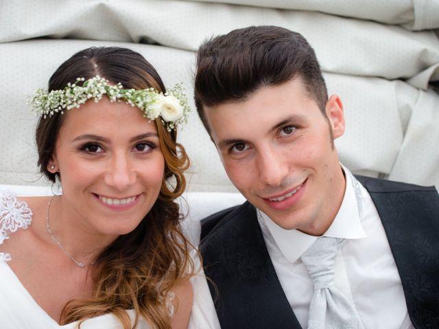 Il matrimonio di Claudio e Carmela a Roccabianca, Parma 26