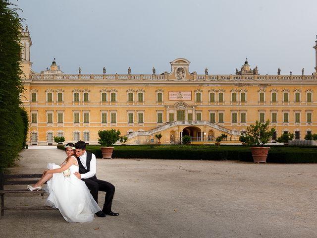 Il matrimonio di Claudio e Carmela a Roccabianca, Parma 27