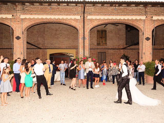 Il matrimonio di Claudio e Carmela a Roccabianca, Parma 29