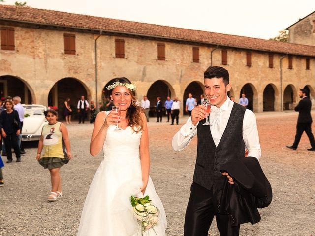 Il matrimonio di Claudio e Carmela a Roccabianca, Parma 30
