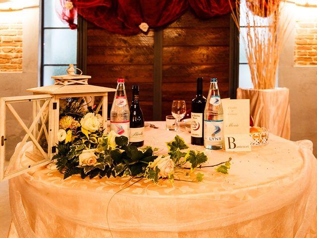 Il matrimonio di Claudio e Carmela a Roccabianca, Parma 34