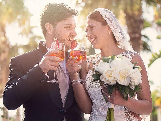 Le nozze di Gessica e Salvo