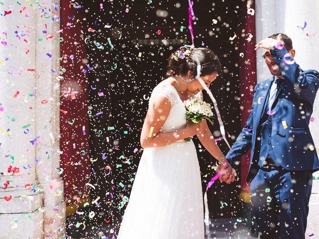 Le nozze di Marta e Francesco